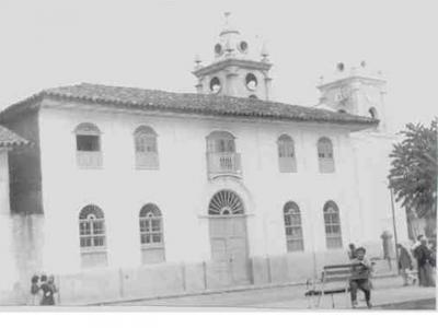 PIDEN A REGION Y MUNICIPIO SEDER LOCAL DE LA DRE AMAZONAS PARA QUE SE CONVIERTA EN MUSEO HISTORICO CULTURAL DE CHACHAPOYAS